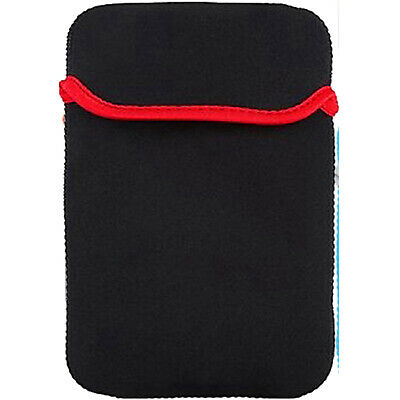 Neoprene Pouch Sleeve Case Cover For Amazon Kindle Touch 4 e-Reader & Kobo 6""