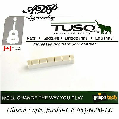 Sillet Graph Tech PQ-6000-L0 Gaucher Gibson Jumbo fits LP SG graphTech Lefty Nut