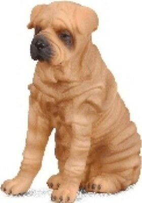 CollectA #88193 Shar Pei Dog, Toy Collectible Dog
