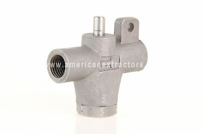 Carpet Cleaning Wand Valve Stainless Steel Easy Squeeze Trigger V2PS-EZ PMF