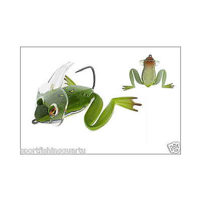 River2Sea Dahlberg Diving Frog 50//60 Replacement Leg for Fish Lure//Pack of 2