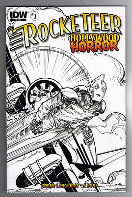 Rocketeer: Hollywood Horror #1 Walter Simonson Variant Cover Ri - 1/10