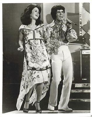 Donny & Marie Osmond•American Pop Singer•Theatre•Performer•Photo 8x10