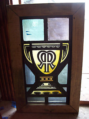 Challis  Stained glass window (SG 1449)
