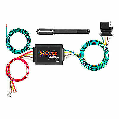 Curt Custom Wiring Harness T Connector 56133 for Dodge curt custom vehicle to trailer wiring harness 56133 for 2011 2013