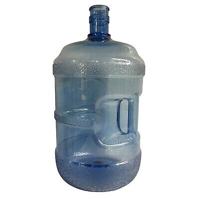 Empty 15-litre Polycarbonate H2O Bottle | Bottled Water Cooler Container Bottles