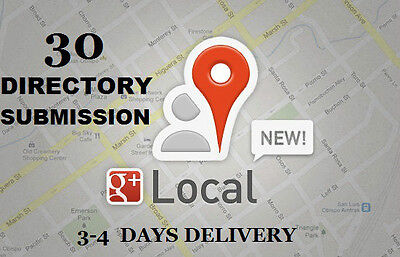 Your Business Citations in 30 USA TOP Local Directories manually. Google SEO .