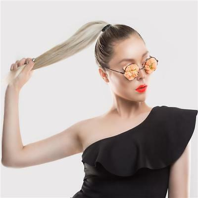 Ponytail Clip in Remy Human Hair Extensions