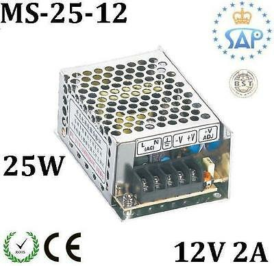 MS2512 12V 2A 25W Switching Power Supply Transformer NEW
