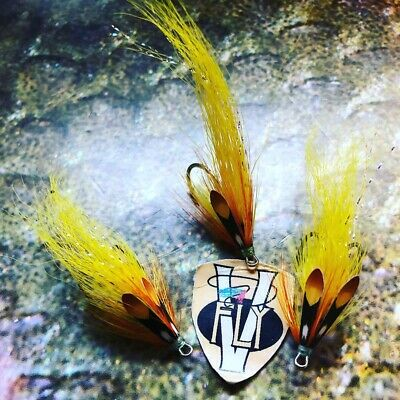 4 V Fly Size 10 Ultimate Hot Pink Feeler Legs Egg Grayling /& Trout Flies