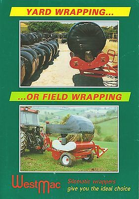 Westmac Silomatic Bale Wrappers Brochure