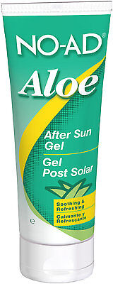 NO-AD Aloe After Sun Gel 250ml Hydrating & Moisturising