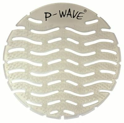 P-Wave Urinal Mat Urinal Deodoriser Honeysuckle 10 Pack Urinal Screen Toilet