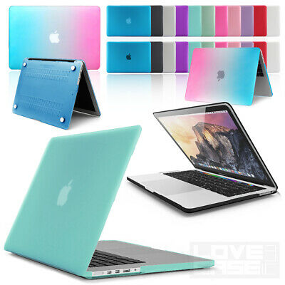 """Rubberized HARD Case, Cover For Apple Macbook Pro with Retina Display 13"""" 15"""""""