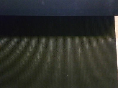 5M LONG x 1.2M WIDE RUBBER MATTING FOR DOG CAGE / PEN FLOOR - 3MM THICK