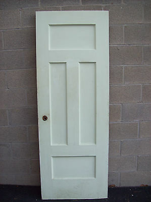 Single OAK painted door one two one (CM 10)