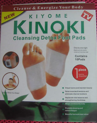 As Seen On TV.... Kiyome KINOKI (10 pads)