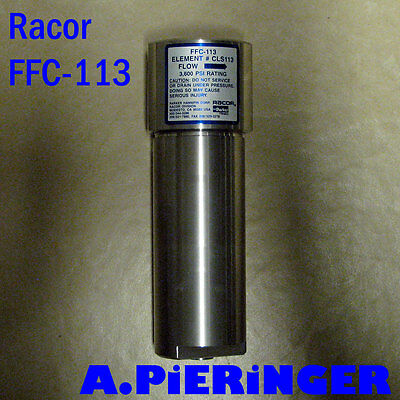 Racor FFC-113  >  CNG, LNG Fuel Filter  >  3600PSI