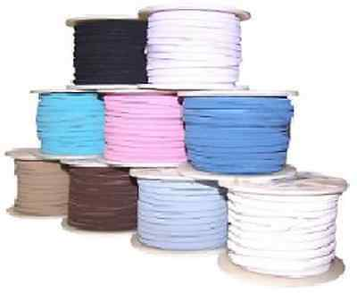 SUEDE PEDANT CORD Flat Jewellery Making 2, 3, 5 or 10m