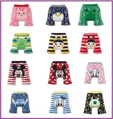 New Baby Boys Girls Cartoon Pirate Shorts Pants Bloomers 6-12m,12-18m,18-24m