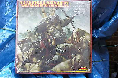 Warhammer Ogre Kingdoms Battalion  Box Set  2004 1St Edt,bnib