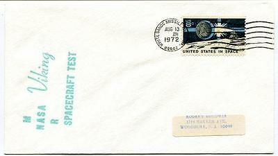 1972 Viking Spacecraft Test White Sands Missile Range NASA Satellite Sonda