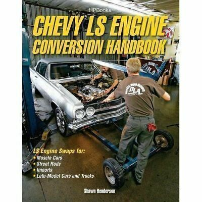 CHEVY LS Engine Swap Manual Wiring  ECU & Harness Fuel Systems Trans Exhaust