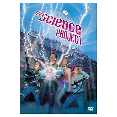 My Science Project (DVD, 2004)  John Stockwell  Brand New