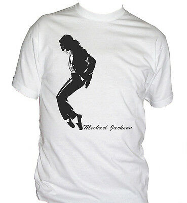 fm10 t-shirt uomo 2 MICHAEL JACKSON jacko king of pop MUSICA