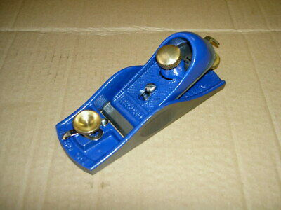 Irwin Record T09-1/2 09.1/2 Block Plane - Adjustable BRAND NEW INC VAT