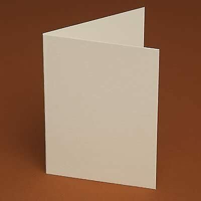 10 A6 blank cards (ivory, white, cream)Wedding invites,greeting card 255-300 gsm