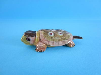 ♥ NEW SPRING 2013 ON EBAY LOVELY PARROT MOUTH TURTLE FIGURINE *MINT*