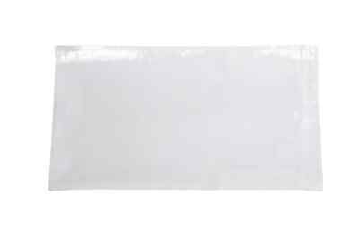 "2000 Clear Packing List Plain Face Envelope 5 1/2"" x 10"" Pouch"