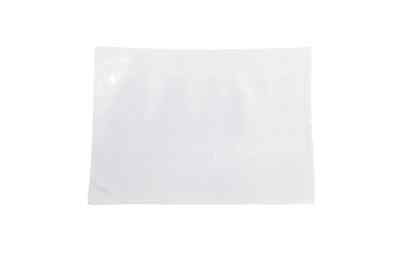 "Clear Packing List 7.5"" x 5.5"" Plain Face Envelopes Top Load 2000 Pieces"