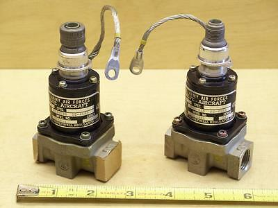 U.s. Army Air Forces Aircraft Valves Type A-1 Series Ca11 W33-038 Ac-4183 G108A1