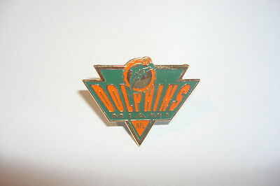 NFL pin badge MIAMI DOLPHINS  new SPIKE #2