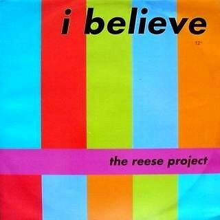 """Reese Project - I Believe (6 trk 12"""" #2 / 1992)"""