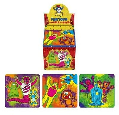 108  Monster  Mini  Jigsaw Puzzles - Party Bags - Lucky Dips