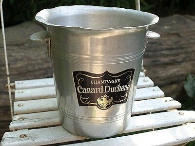 French vintage champagne ice bucket wine bar