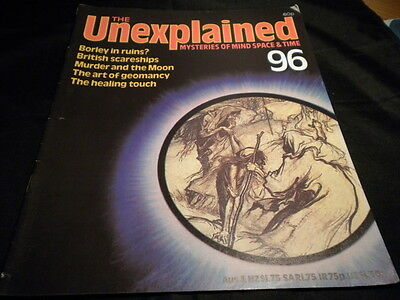 The Unexplained Orbis Issue 96 - borley in ruins - british scareships - murder