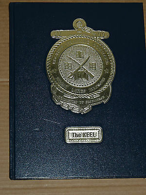 U.S. Navy The Keel Recruit Training Command Great Lakes Illinois Book 03-918