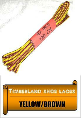 <FREE SHIPPING> Timberland LACES  SHOELACE MADE IN TAIWAN