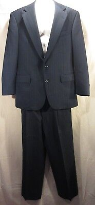 VINTAGE Polo University Club Ralph Lauren Men's USA UNION Made 2 Piece Suit-40