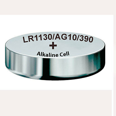 2X LR1130 Battery (AG10/390)1.5V Alkaline Batteries FREE DELIVERY & Local Stock