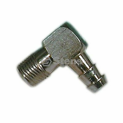 Briggs Stratton And Lesco Pipe Thread Elbow Fitting Lawn Mower Engines