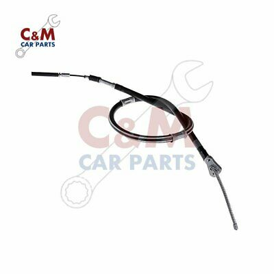 HANDBRAKE CABLE COMPLETE for FORD CORTINA MK 4 & 5 - all models - from 1976-1982