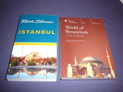 Teaching Co Great Courses  DVDs             WORLD OF BYZANTIUM    new + BONUS