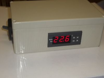 Plug & Play Sous Vide Temperature Controller Timer Box 15 Amp Restaurant Cooking