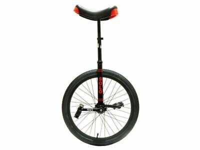 Unicycle 20 inch Expert Solo Black By DRS