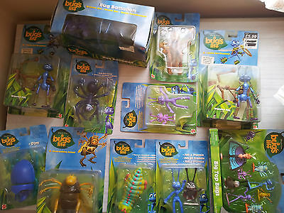 Disney A Bugs Life Lots Of Figures Choose One Great Toys New And Sealed